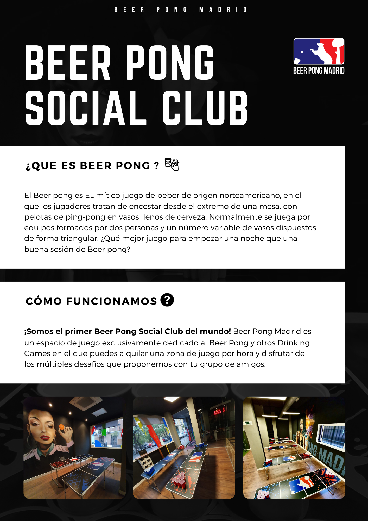 Beer Pong Social Club