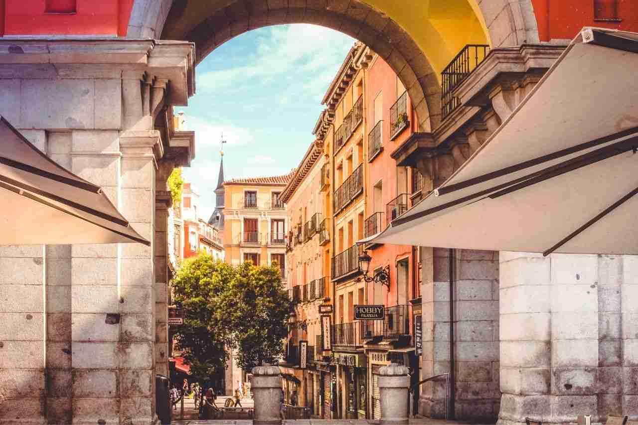 Best neighborhood in Madrid: La Latina