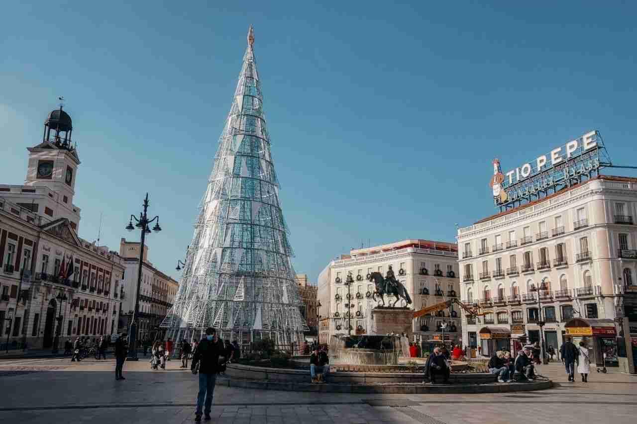 Best neighborhood in Madrid: Puerta del Sol