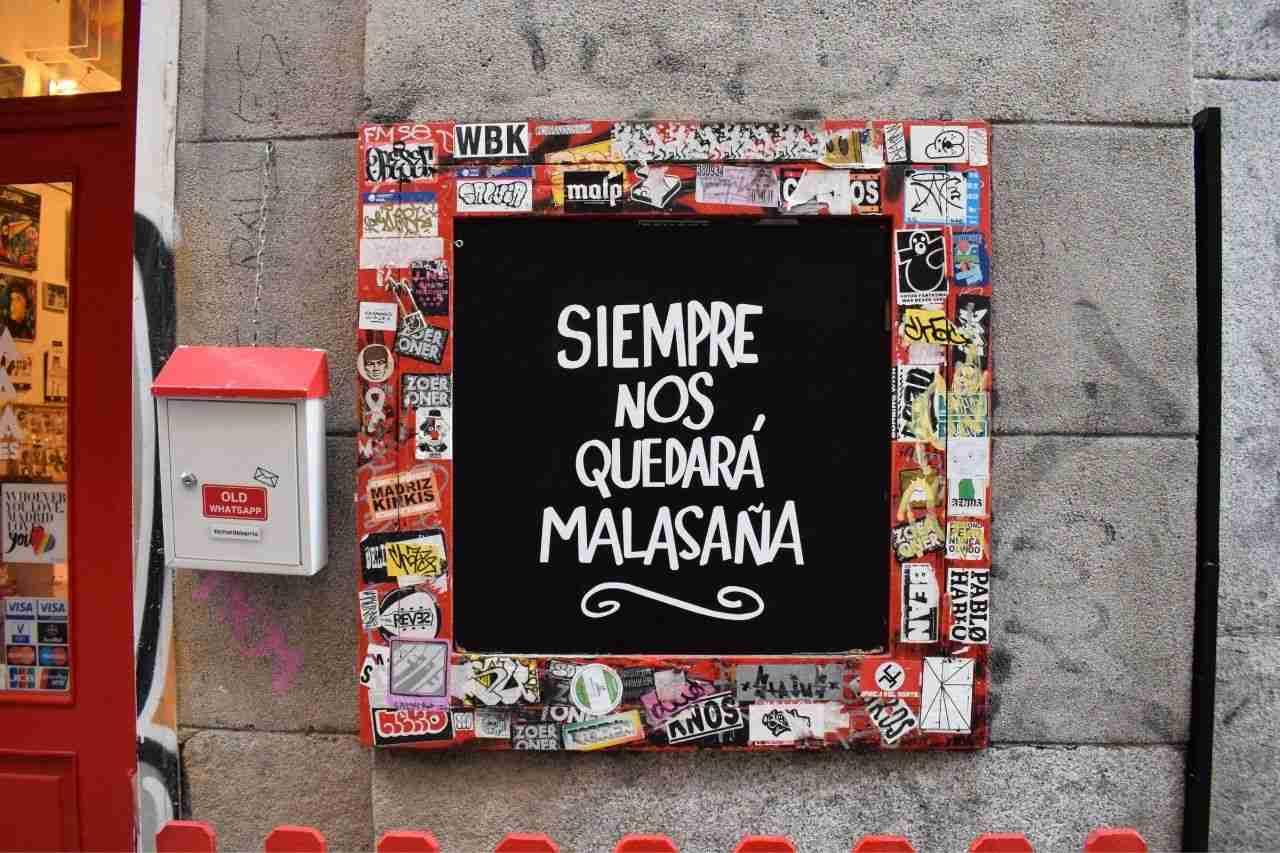 Best neighborhood in Madrid: Malasaña